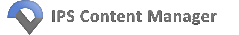 IPS Content Manager