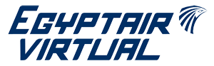 Egyptair Virtual Logo